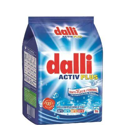 Dalli Activ plus a ragyogóan fehér ruhákért! 16 mosás 1,12 kg