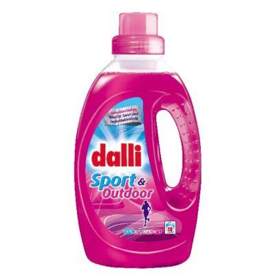 Dalli Mosógél Sportruhákhoz 18 mosás 1,35 L