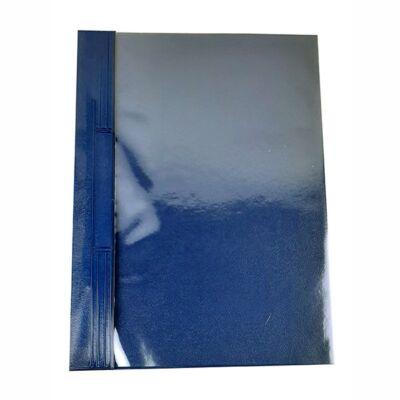 Gyorsfűző FORTUNA pvc kemény kék