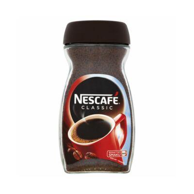 Kávé instant NESCAFE Classic üveges 200g