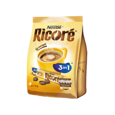 Kávé instant NESTLE Ricore 3in1  10x15g