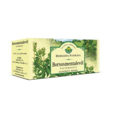 Herbatea HERBÁRIA borsosmentalevél 25x1,5g