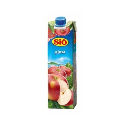 Gyümölcslé SIÓ alma 25%-os 1L