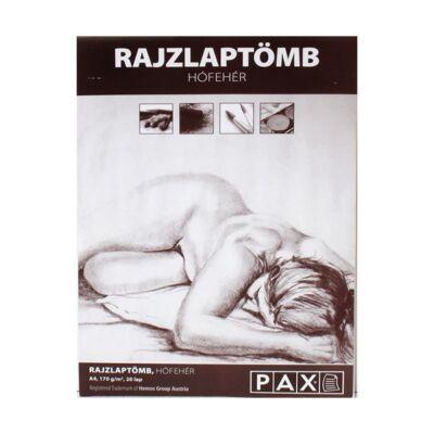 Rajztömb PAX A/4 20 lap/tömb