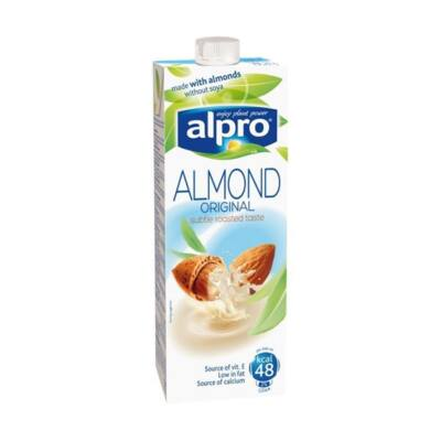 Növényi ital ALPRO 1L dobozos mandula