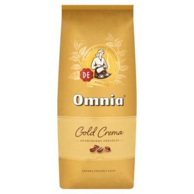 Kávé szemes DOUWE EGBERTS Omnia Gold 1000g