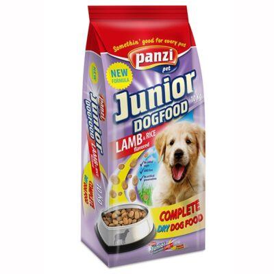 Állateledel száraz PANZI Regular junior kutyáknak 10 kg