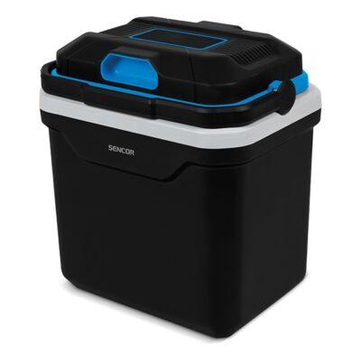 Autós hűtőtáska SENCOR SCM 2224BL 60W 24 liter kék