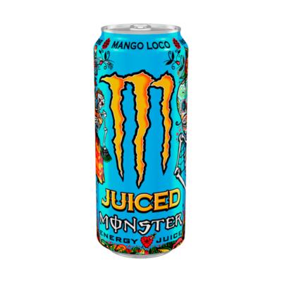 Energiaital MONSTER Mango Loco 0,5L