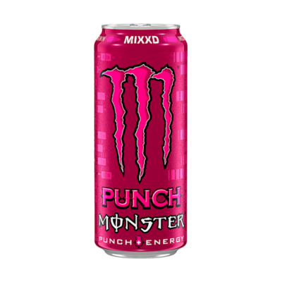 Energiaital MONSTER Punch Mixdd 0,5L