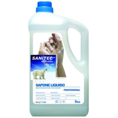 Folyékony szappan SANITEC 4,8 liter / 5 kg