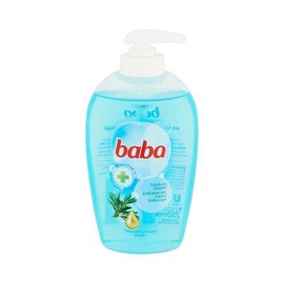 Folyékony szappan BABA 250 ml antibakteriális teafaolajjal