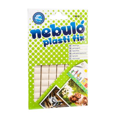 Gyurmaragasztó Nebuló Plasti Fix 60 kocka/50 g