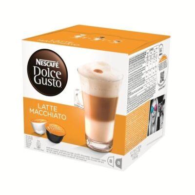 Kávékapszula NESCAFE Dolce Gusto Espresso Latte Machiato Caramel