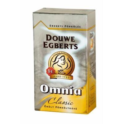 Kávé őrölt DOUWE EGBERTS Omnia 1000g