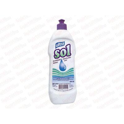 Kéztisztító ULTRA SOL fertőtlenítő hatású flakonos 500ml