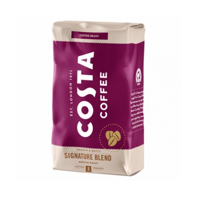 Kávé szemes COSTA Signature Blend Dark 1kg