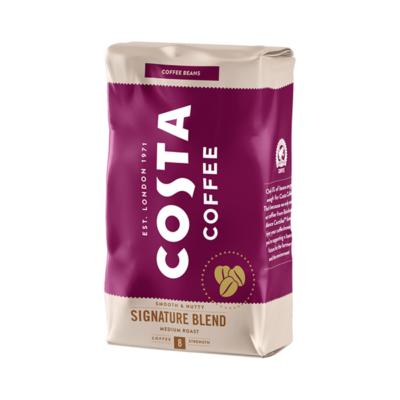 Kávé szemes COSTA Signature Blend Medium 1kg