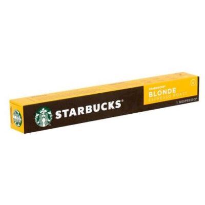 Kávékapszula STARBUCKS by Nespresso Blonde Espresso 57g