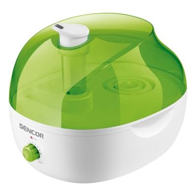 Párásító SENCOR SHF 2051GR 25W 4 liter zöld